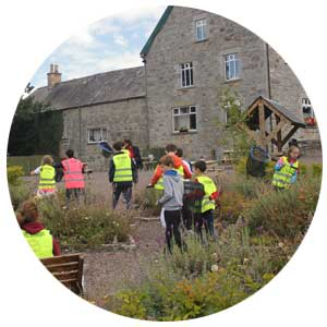 IWT 'Wild for Nature' school visits