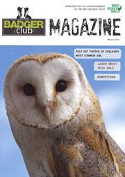 Badger Club magazine