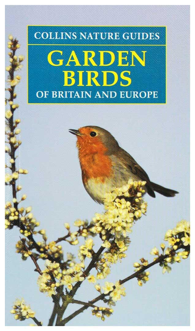 Garden Birds guide