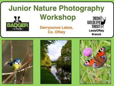 Junior Nature Photography Workshop
